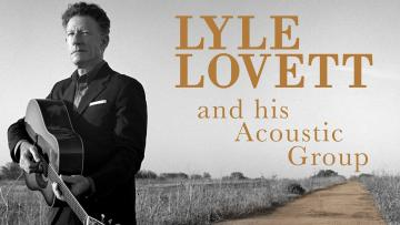 Lyle Lovett at The Deadwood Mountain Grand