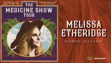 Melissa Ethridge in Concert