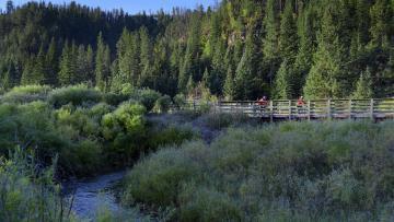 Mickelson Trail Summer Trek