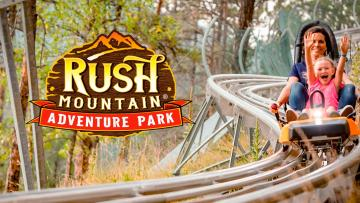 Mother's Day Fun Day at Rush Mountain Adventure Park