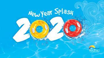 New Year Splash 2020