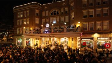 New Years Eve in Deadwood