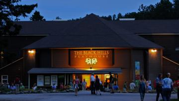 The Odd Couple at Black Hills Playhouse | CANCELLED