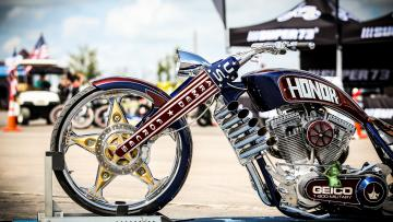 Ride in BBQ Lunch, Cash Bar, Meet & Greet at the Buffalo Chip