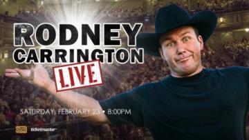 Rodney Carrington Live