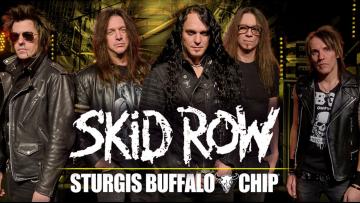 Skid Row in Concert