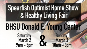 Spearfish Optimist Home Show & Healthy Living Fair