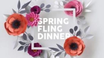 Spring Fling Dinner