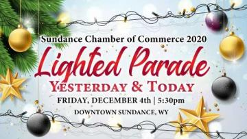 "Sundance ""Yesterday & Today"" Lighted Parade"
