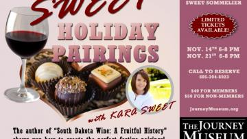 Sweet Holiday Pairings