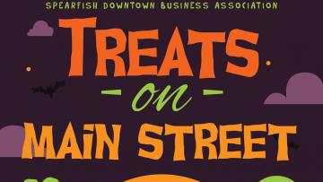 Treats on Main Street in Spearfish