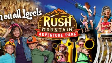We Love Locals Weekend at Rush Mountain Adventure Park