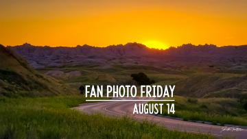 Fan Photo Friday | August 14, 2020