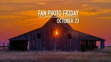 Fan Photo Friday | October 23, 2020