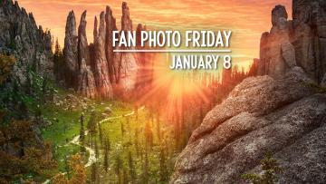 Fan Photo Friday | January 8, 2021