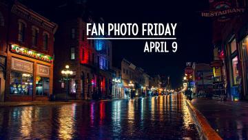 Fan Photo Friday | April 9, 2021