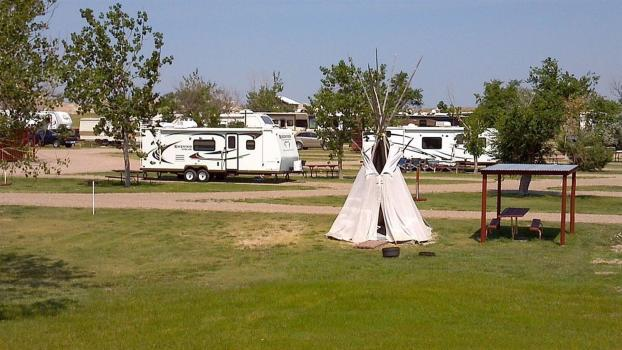 Badlands Motel & Campground