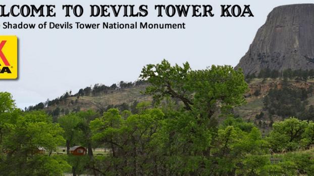 Devils Tower KOA