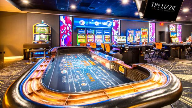 Hampton Inn by Hilton at Tin Lizzie Gaming Resort