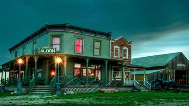 South Dakota's Original 1880 Town
