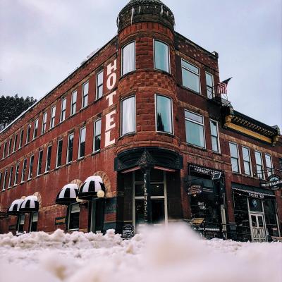 The Historic Fairmont Hotel