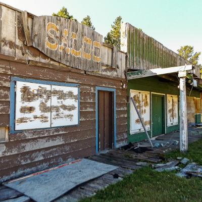 Abandoned Rockerville