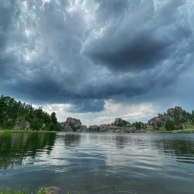 Sylvan Lake, Custer State Park