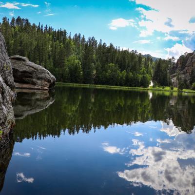 Sylvan Lake a Gem