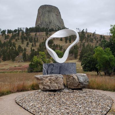 The Sacred Rock