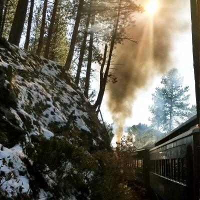 Fall, Fun, and Train Rides