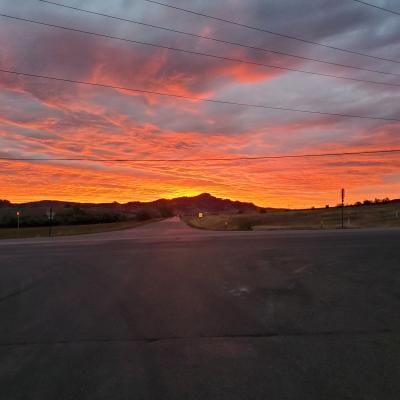 Lookout Sunrise