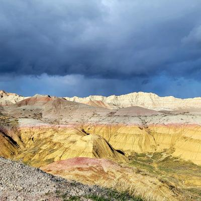 Colors of The Badlands