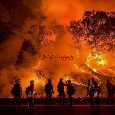 Black Hills Burning