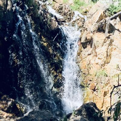 Refreshing Waterfall