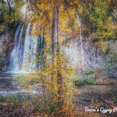 The Magic of Spearfish Falls