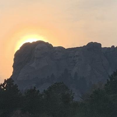 Presidential Sunset