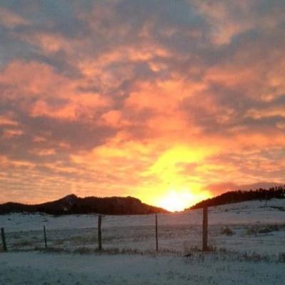 Good Morning, Custer SD