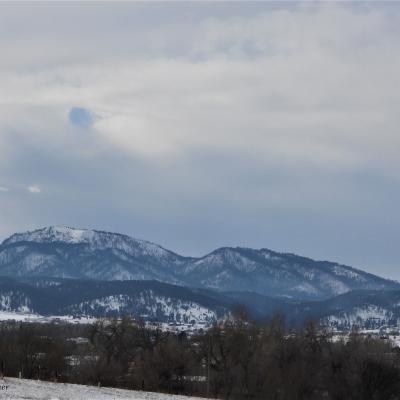 Ridges of Crow Peak