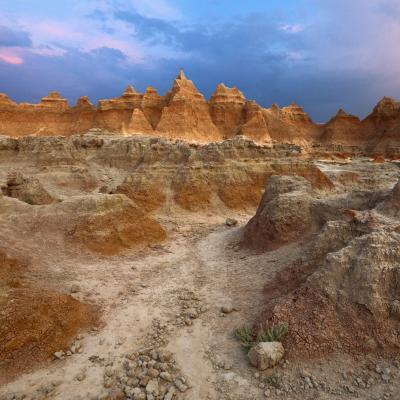 Ramparts of the Badlands
