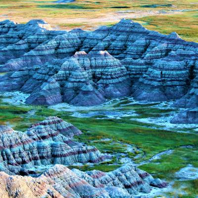Badlands Valley