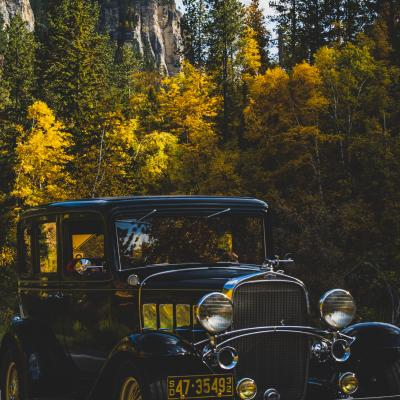 Fall Classic in Spearfish Canyon