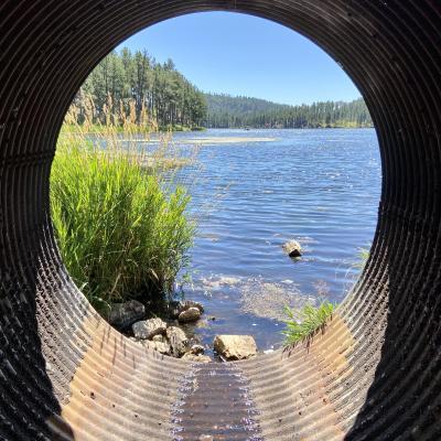 Stockade Lake Culvert