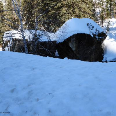 Kissing Rocks — Spearfish Canyon