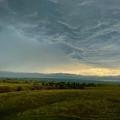 Stormy Rumbling