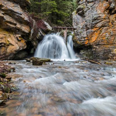 Annie Creek Falls