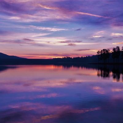 Pactola Sunrise