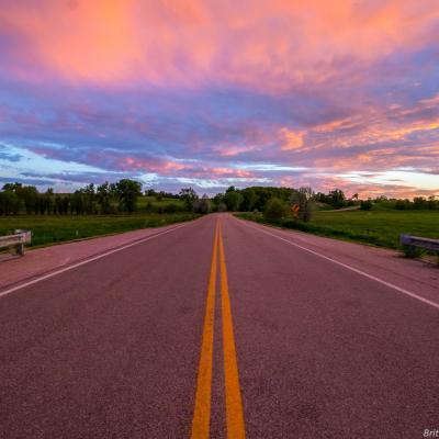 Open Road Skies