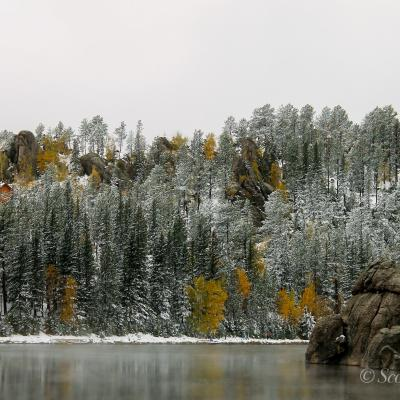 When the seasons collide!