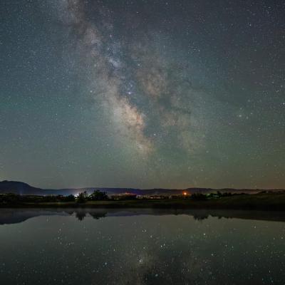 Milky Way Mirror