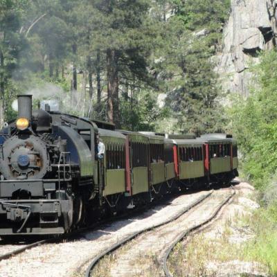 1880 Train Arrives